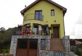 Casa individuala mobilata si utilata cu 460 mp teren