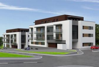 Ultimul apartament, 3 camere, in constructie noua Europa
