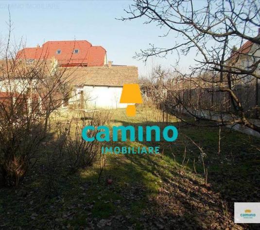Teren+casa veche,  481 mp, Gheorgheni zona rezidentiala de vile