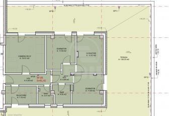 De Vanzare apartament 4 camere  in constructie noua, 81 mp, decomandat, etaj 5/7 in Gheorgheni, Gheorgheni