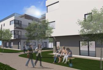 Imobil nou, 1,2,3 camere, garaje incluse in pret, cartier Europa
