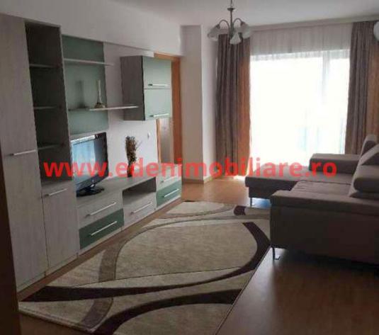 Apartament 2 camere de inchiriat in Cluj, zona Gheorgheni, 500 eur