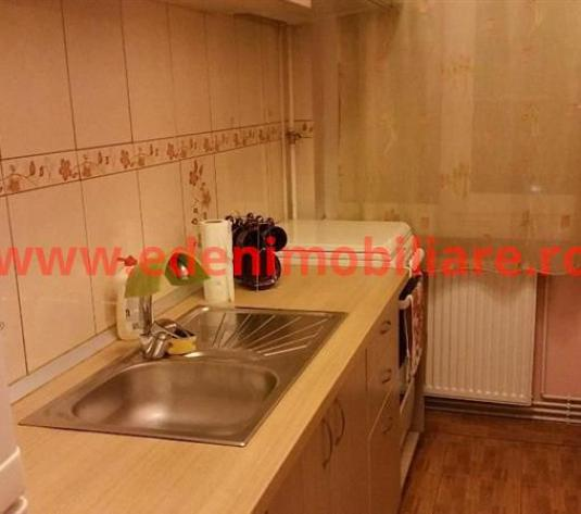 Apartament 2 camere de inchiriat in Cluj, zona Gara, 420 eur