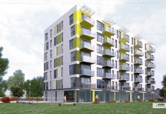 Apartamente de vanzare in constructie noua in Marasti