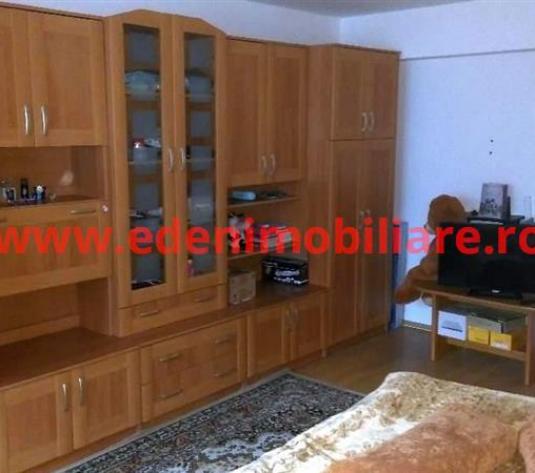 Apartament 1 camera de vanzare in Cluj, zona Calea Turzii, 55000 eur