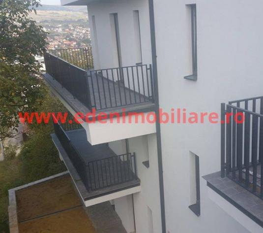 Apartament 4 camere de vanzare in Cluj, zona Gruia, 125000 eur