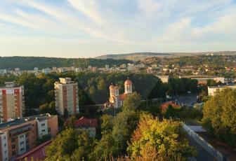 De vanzare apartament 3 camere, decomandat, 83 mp, Gradini Manastur, cu panorama