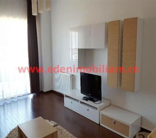 Apartament 1 camera de inchiriat in Cluj, zona Buna-Ziua, 340 eur