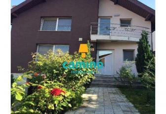 Casa 4 cam, ctie noua, 240 mp, Zorilor, cu garaj, mobilata