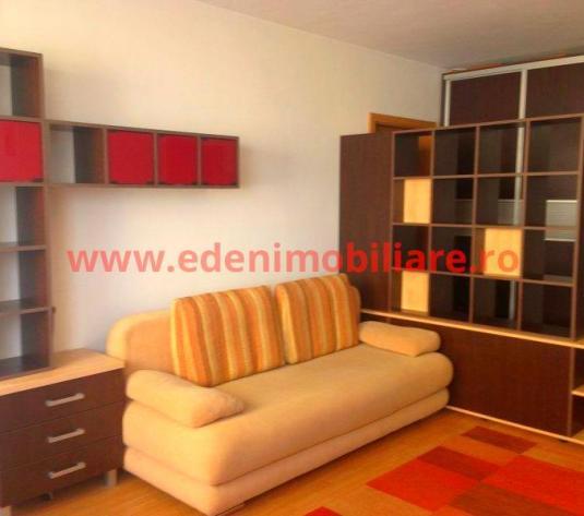Apartament 2 camere de inchiriat in Cluj, zona Andrei Muresanu, 430 eur