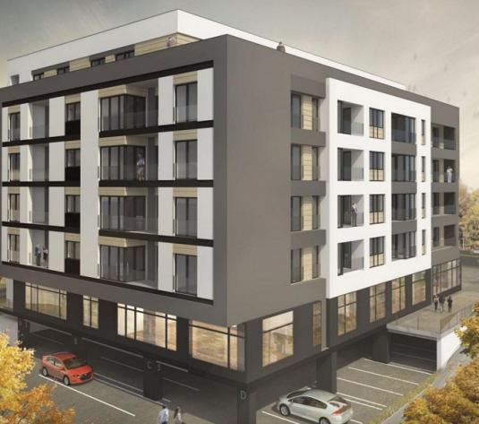 Apartament 3 camere, 60 mp , de vânzare - Calea Turzii, Cluj-Napoca