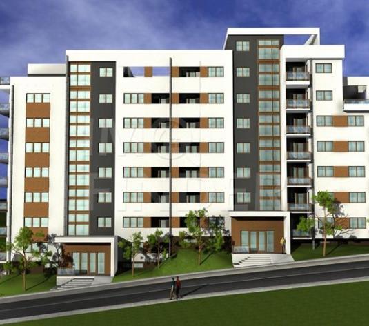 Apartament cu 2 camere de vânzare în zona Baciu