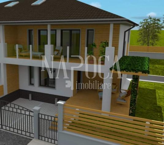 Casa 4 camere de vanzare in Baciu, Cluj Napoca