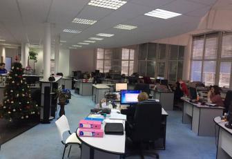 Birouri de închiriat 7 incaperi Cluj-Napoca, Iris