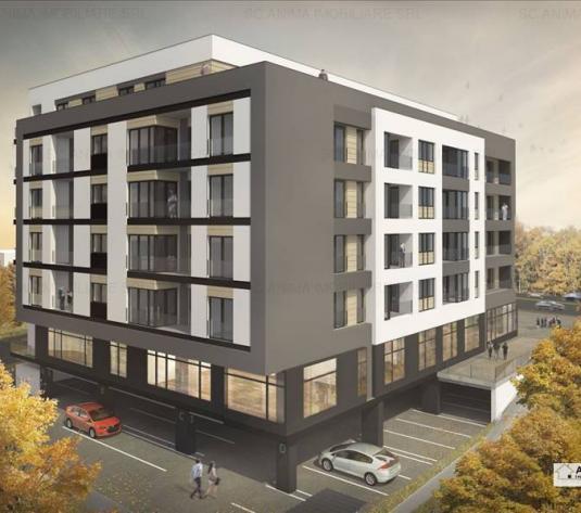 Apartament cu 2 camere in constructie noua zona Calea Turzii.