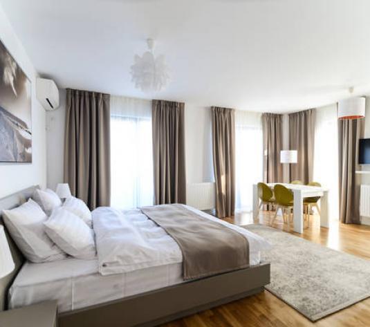 1 camera, lux, Iulius Mall – Corporate rental flat