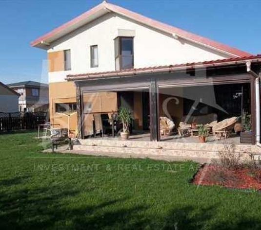 Constanta Sud, vila P+1, cartier rezidential, 4 camere, mobilata, utilata, 504 mp. in Cumpana - Zona Centru