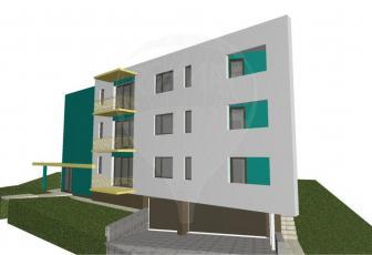 De vanzare apartament 4 camere, partial finisat, 108 mp