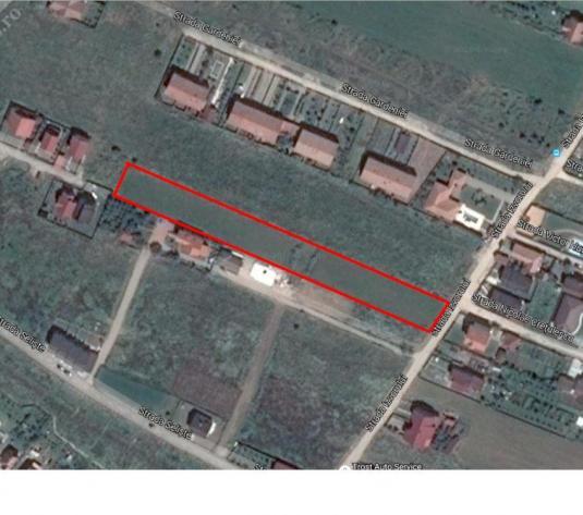 Teren 5000 mp - Alba Iulia - imagine 1
