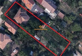 Casa cu teren, 1364 mp, A. Muresanu