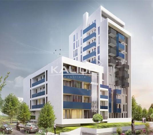 Apartament 3 camere constructie noua Andrei Muresanu cu C.F.
