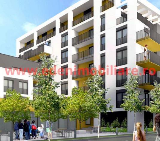 Apartament 1 camera de vanzare in Cluj, zona Semicentral, 1300 eur