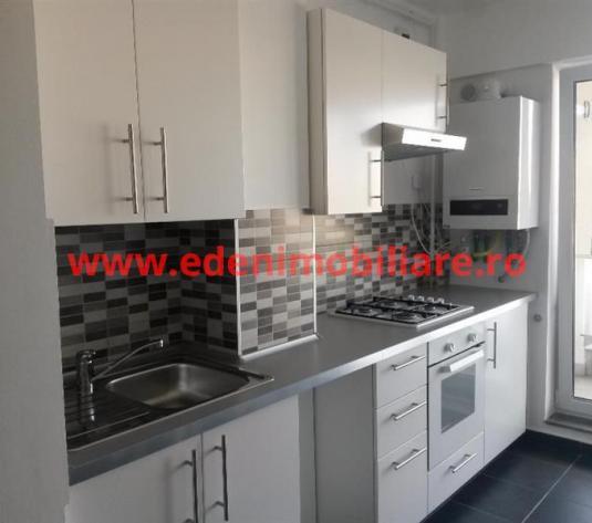 Apartament 2 camere de inchiriat in Cluj, zona Intre Lacuri, 400 eur