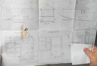 Casa 75 mp plus 900 mp teren, Semicentral