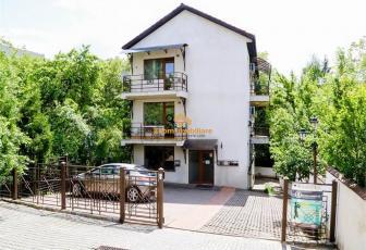 Apartament la casa tip vila, 117 mp, Semicentral