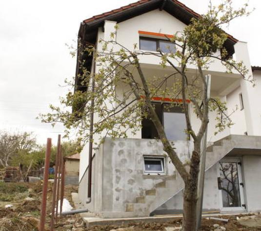 Casa individuala noua la 7 km de Piata CIpariu