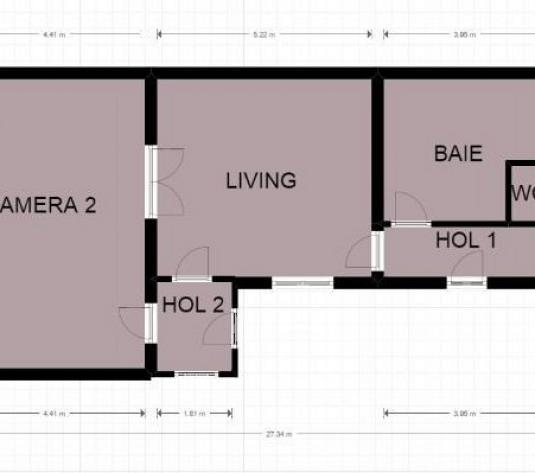 Casă 3 camere, 150 mp , de vânzare - Centru, Cluj-Napoca