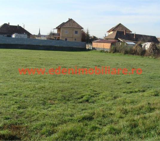Teren de vanzare in Cluj, zona Apahida, 60000 eur