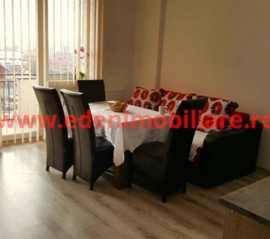 Apartament 2 camere de vanzare in Cluj, zona Iris, 53500 eur