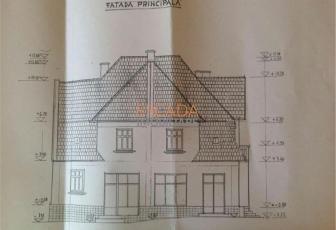 Vanzare casa individuala, 570 mp, pretabila spatiu comercial!