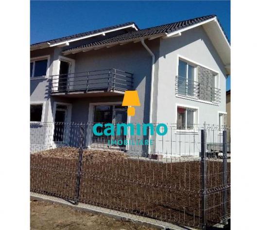 Duplex, ctie noua, 4 cam, 140 mp, Someseni