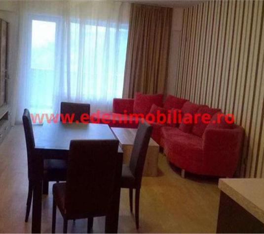Apartament 3 camere de inchiriat in Cluj, zona Marasti, 600 eur