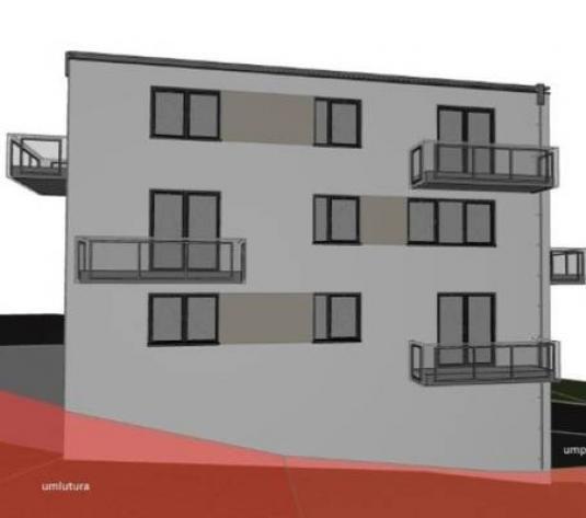 Apartament 2 camere si bucatarie zona Campului