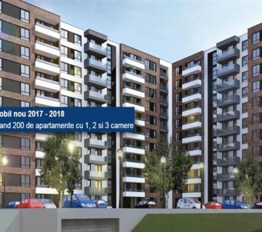 Apartament 2 camere de vanzare in Cluj, zona Intre Lacuri, 80940 eur