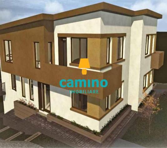 Casa cu 4 cam, ctie noua, 130 mp, Manastur