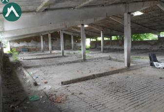 Hala industriala, S-1800mp, Jucu de mijloc