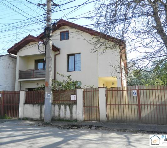Casa in Plopilor, semicentral, gradina 500 mp, in stare buna