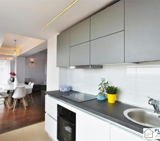 Penthouse 283 mp, ultrafinisat, mobilat si utilat, predare la cheie