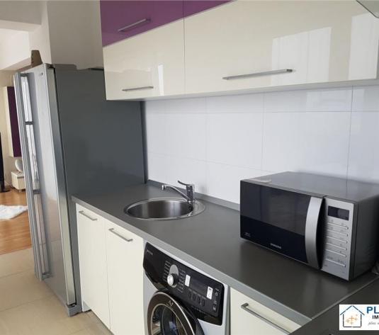 Apartament de lux 3 dormitoare+living, garaj subteran, bloc nou