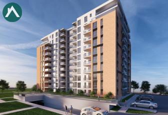 Proiect rezidential autorizat, 8.330 mp utili, venituri din vanzari >12 Mil EURO