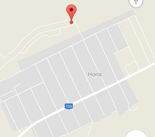 Vand teren intravilan, localitatea Horia, suprafata totala 500 mp (ID: 1030)
