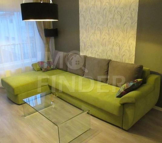 Inchiriere apartament ultrafinisat 2 camere Andrei Muresanu