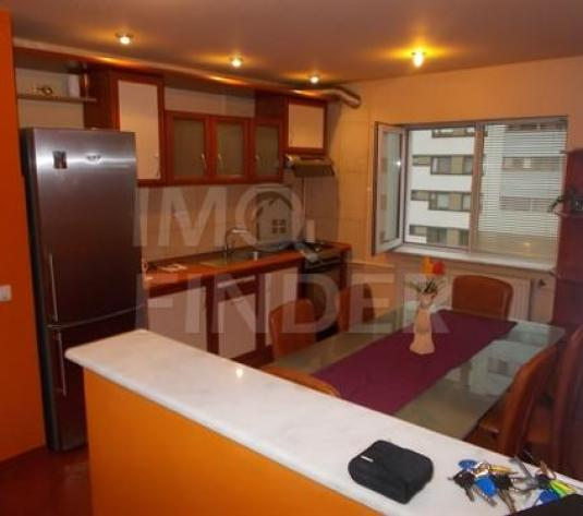 Inchiriere apartament 3 camere zona Dorobantilor