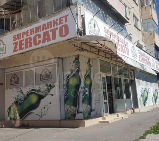 Spatiu comercial de vanzare in Iasi, zona Nicolina-Frumoasa