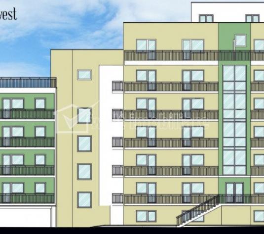 Apartament cu o camera, Calea Turzii, proiect nou