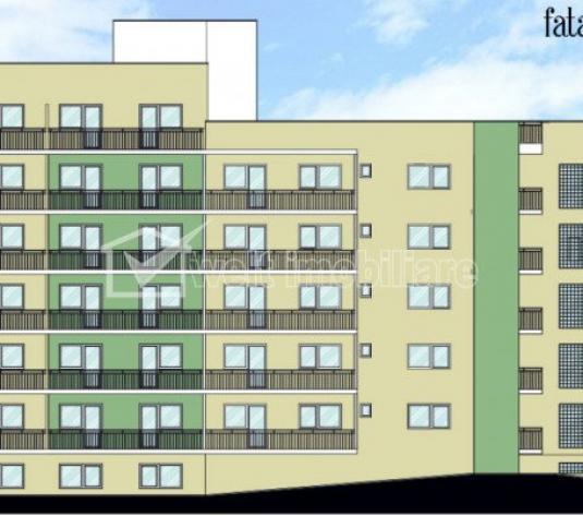 Apartament cu 3 camere, Calea Turzii, proiect nou
